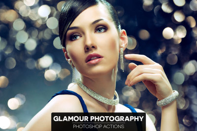 15 Glamour Photography Actions
