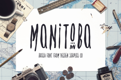 Manitoba Font
