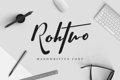 Rohtwo Signature