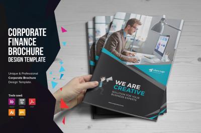 Corporate Brochure Design v1