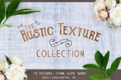 The Rustic Texture Collection