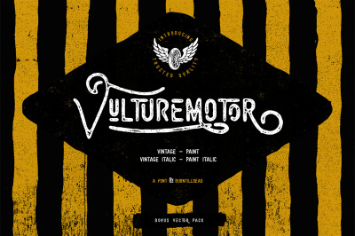 Vulturemotor + Bonus (20%OFF)