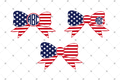 4th of July Bow files