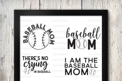Baseball Mom Pack