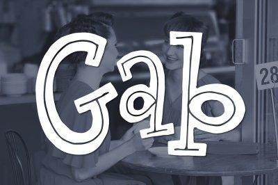 Gab Mini Font