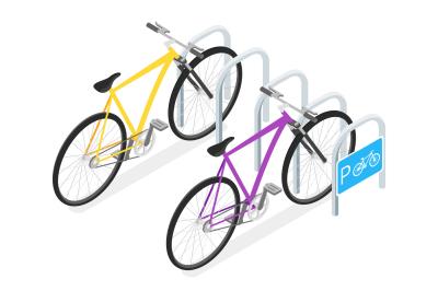 Bike Mockup Psd