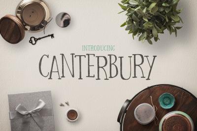 Canterbury + Bonus Mockups