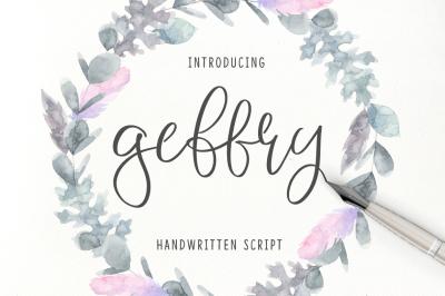 Geffry Script