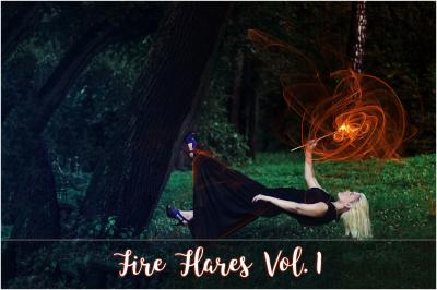 4K Fire Flares Vol. 1