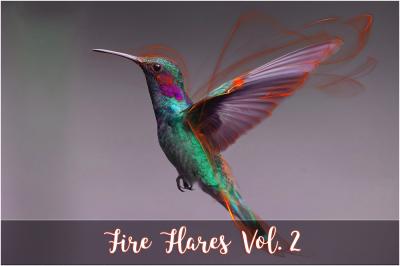 4K Fire Flares Vol. 2