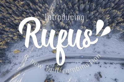 Rufus Font