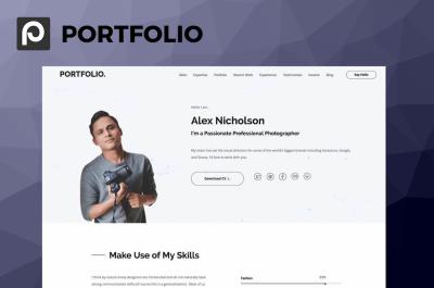 SitePoint Portfolio