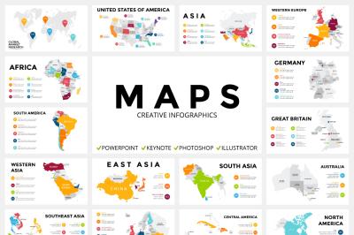MAPS - Free Updates