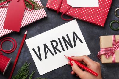 Varina Sans Serif Typeface