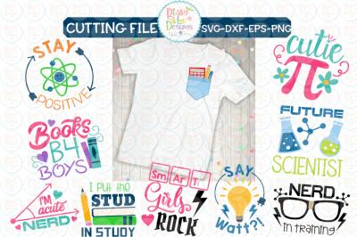 Smart Bundle SVG, DXF, EPS, PNG - Cutting file