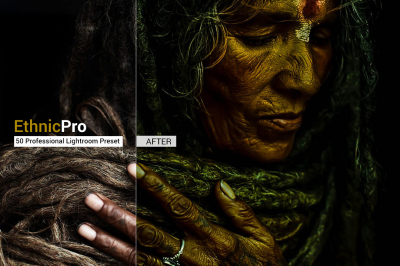 50 Ethnic Pro Lightroom