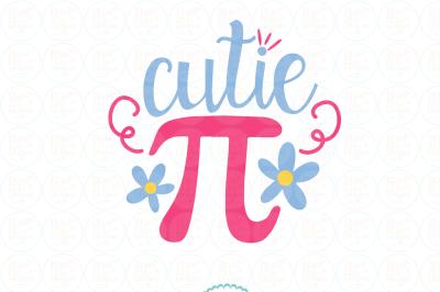 Cutie Pie SVG, DXF, EPS