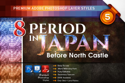 8 Period in JAPAN Vol. 5