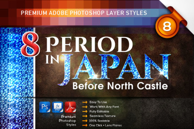 8 Period in JAPAN Vol. 8