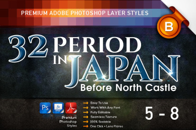 32 Period in JAPAN Bundle B
