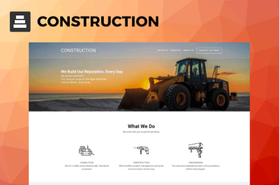 SitePoint Construction
