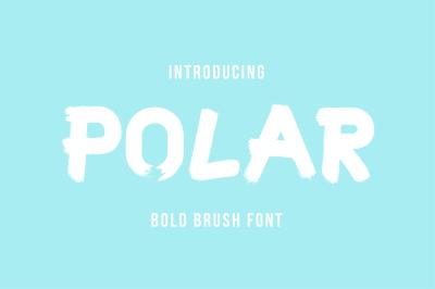 Polar Typeface