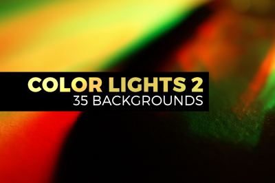 Abstract light & color landscapes 02