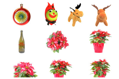 Christmas stationery pack