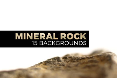 15 Mineral rock landscapes