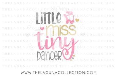Svg Vector Animation Download Little Miss Tiny Dancer Svg Ballerina Svg Free
