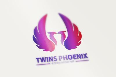 Phoenix Twins Logo