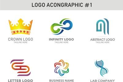 6 Logo Template 1