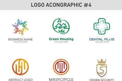 6 Logo Template 4