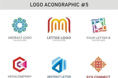 6 Logo Template 5