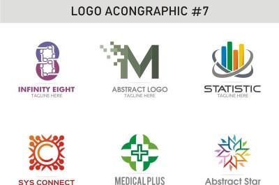6 Logo Template 7