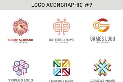 6 Logo Template 9