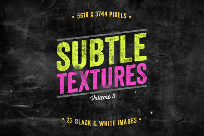Subtle Textures Pack Volume 3