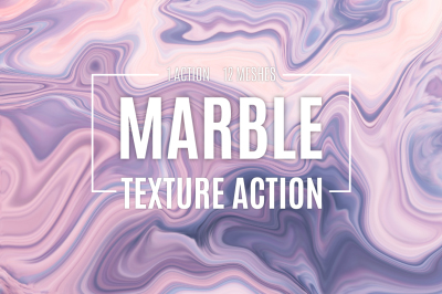 One-Click Marble Texture Generator