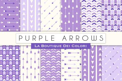 Purple Arrow Digital Papers