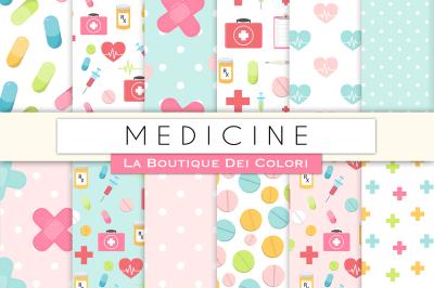 Medicine Digital Paper