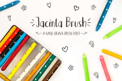 Jacinta Brush