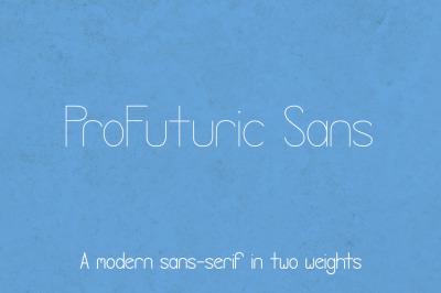 ProFuturic Sans