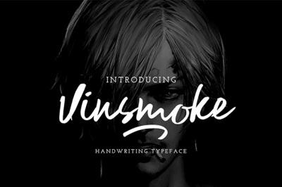 Vinsmoke Typeface