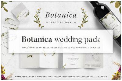 Botanica - Wedding Pack -40% SALE