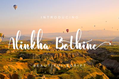 Alinkha Bothine