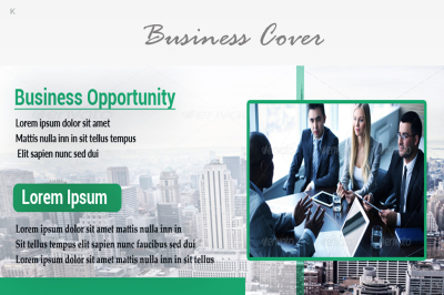 Business Cover