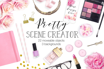 Pretty Scene Creator Top View