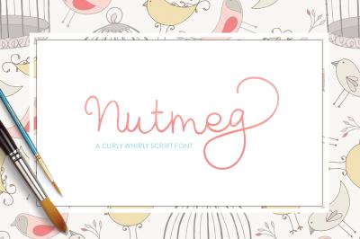 Nutmeg Script