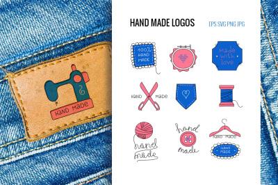11 emblems for your handmade