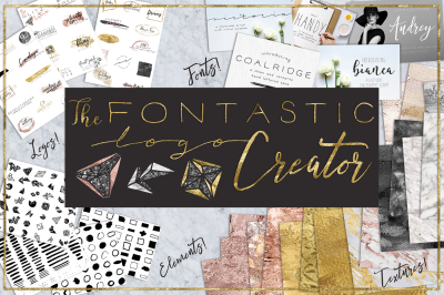 The Fontastic Logo Creator